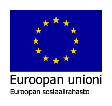 Euroopan unioni Euroopan sosiaalirahasto -logo